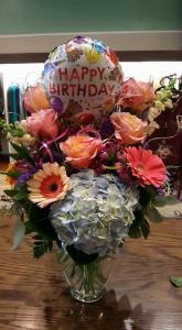 Happy birthday   in Mount Vernon, TX | GLAMMIEZ BOUTIQUE & FLORAL