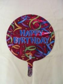 Happy birthday Balloon 3 Mylar Balloon