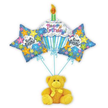 Happy Birthday Balloon Bouquet Balloon Bouquet