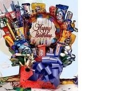 HAPPY BIRTHDAY BOX Gift Basket