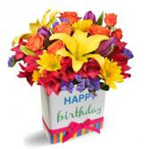Happy Birthday Bouquet Birthday