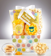 Happy Birthday Gift Basket Birthday Gift Basket