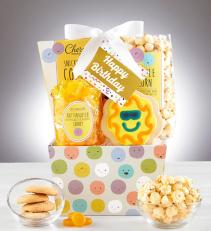 Happy Birthday Gift Basket Birthday Gift Basket