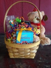 Happy Birthday Gift Basket Gift Basket