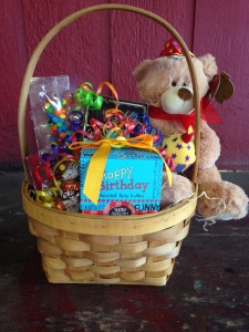 Happy Birthday Gift Basket Gift Basket In Mcminnville OR