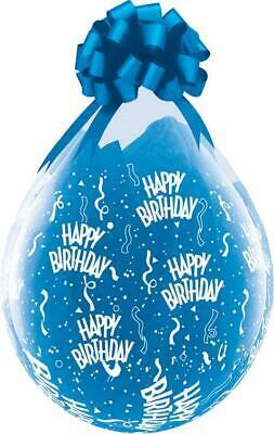 Happy Birthday Stuffed Balloon