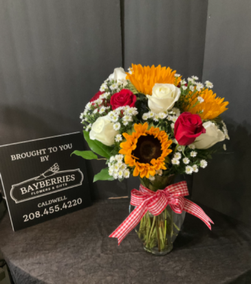 Happy Birthday Sunshine  Birthday Flowers