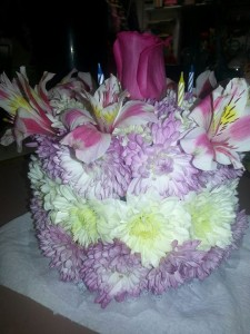 Happy Birthday To You! Birthday cake in Mount Airy, NC | CREATIVE DESIGNS FLOWERS & GIFTS