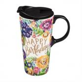 Happy Birthday Travel Cup Giftware
