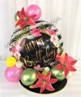 Balloon Centerpiece Balloon Centerpiece