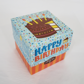 Happy Birthday Truffle Box