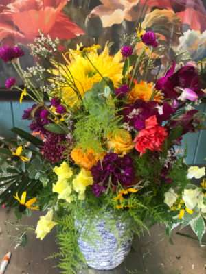 Happy Birthday Whimsey in Syracuse, IN | Dynamic Floral