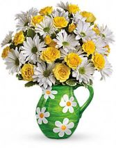 HAPPY DAISIS BOUQUET