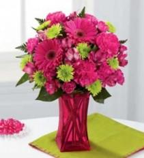 Happy Day Arrangement Vase Arrangement