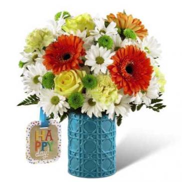 Happy Day Birthday™ Bouquet by Hallmark