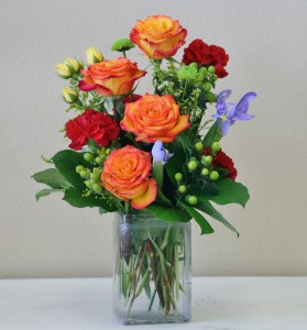 HAPPY DAY  Bouquet of Flowers