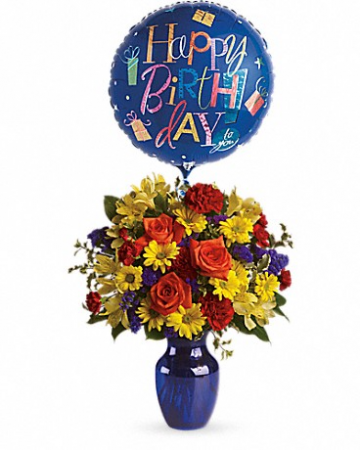 Happy Day Mixed Floral