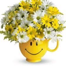 Happy Day Mug Arrangement