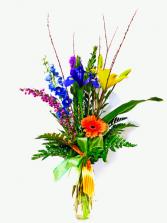 Happy Day! Vase Arrangement