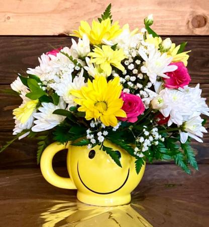 Happy Days  Fresh Flower Arrangement