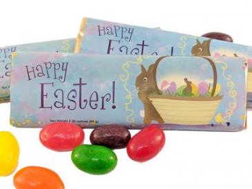 Happy Easter Bar Chocoalte