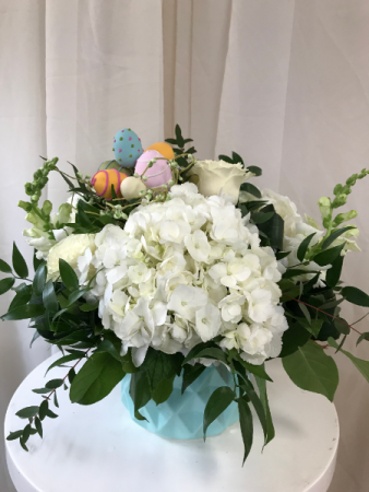 Happy Easter  Floral Arrangement