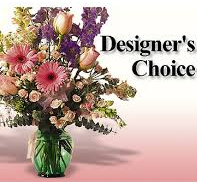 HAPPY EASTER FLORIST CHOICE IN EASTER THEME (IN VASE OR BASKET) in Regina, SK | Regina Florist