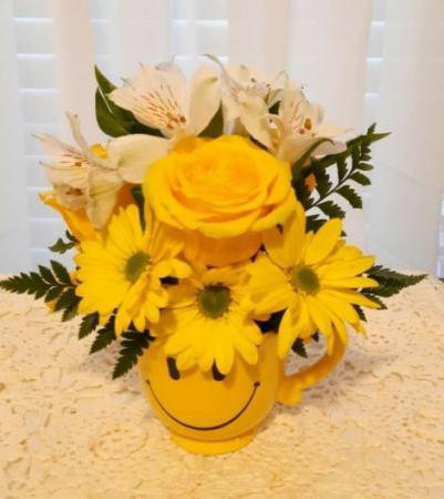 Happy Face Cup