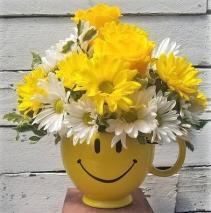 Happy Face Bouquet