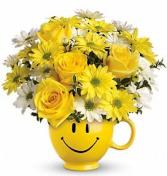 happy face mug everyday