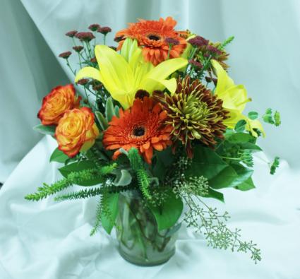 Happy Fall Fresh Floral Design