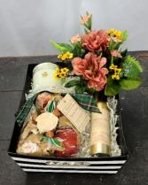 Happy Fall Gift Basket