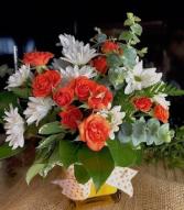 Happy Floral Arrangement