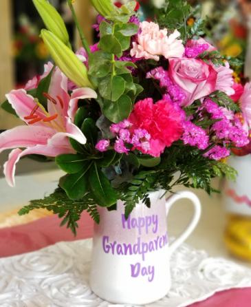 Happy Grandparents Day  Fresh Florals