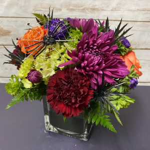 Happy Halloween Arrangement in Weymouth, MA | DIERSCH FLOWERS