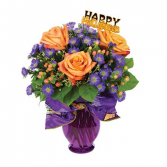 Happy Halloween Bouquet Arrangement