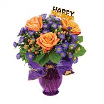 Happy Halloween Bouquet Arrangement
