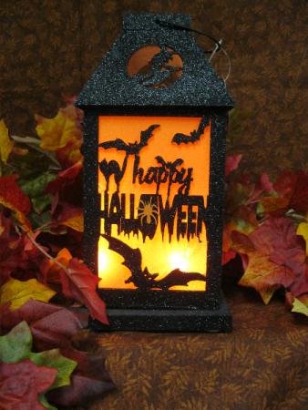 Happy Halloween Lantern Light Gift