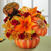 Happy Halloween Pumpkin Fall