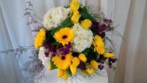 Happy Hand-tied bouquet