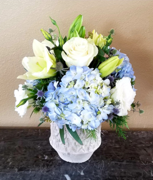 Happy Hanukkah Only at Mom & Pops Flower Shop in Oxnard, CA | Mom and Pop Flower Shop