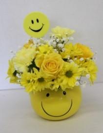Happy Happy Happy Fresh Arrangement