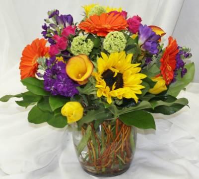 Happy Happy Joy Joy Fresh Flowers