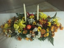 Happy Harvest Arrangement