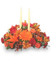 Happy Harvest Centerpiece holiday