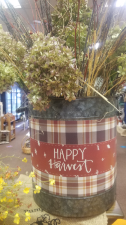 Happy Harvest Dried Arrangement