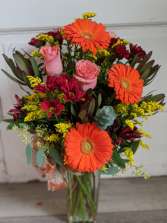 Happy Harvest Fresh Arrangement