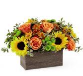 Happy Harvest Garden Bouquet