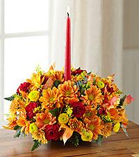 Happy Harvest Thanksgiving Centerpiece