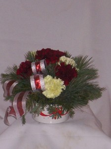 HAPPY HOLIDAYS - Florists Prince George BC: Floral Arrangements   Christmas Roses, Flowers, Florists